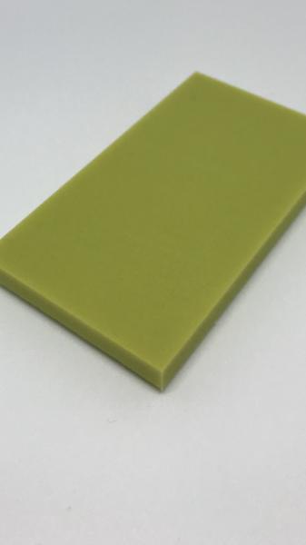 Kunststoffplatte aus PE1000 ( PE-UHMW) GK